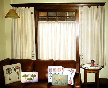 Arts Crafts Period Textiles