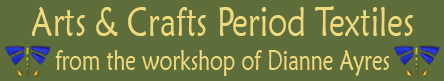 Arts & Crafts Period Textiles Logo